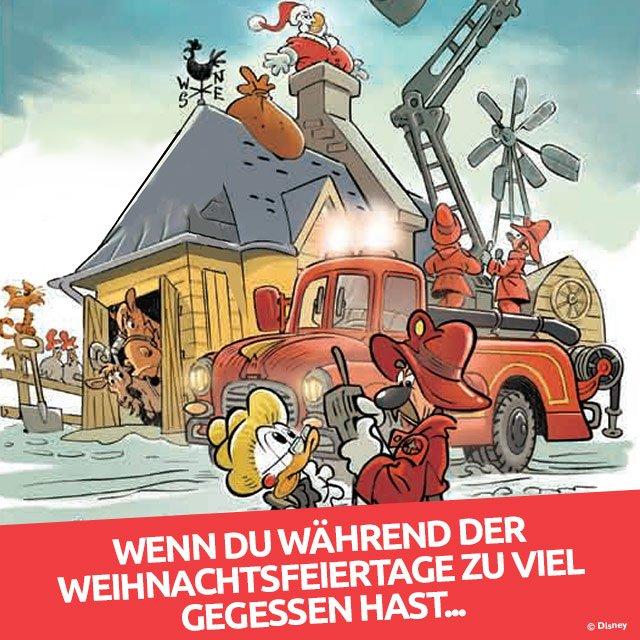 Lustige Bilder Weihnachtsessen.Lustiges Taschenbuch On Twitter Na Hast Du Auch über Weihnachten