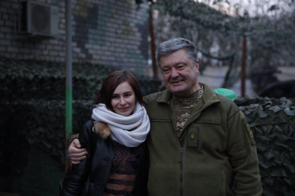Все 74 заложника находятся на контролируемой Украиной территории, - Порошенко - Цензор.НЕТ 7567