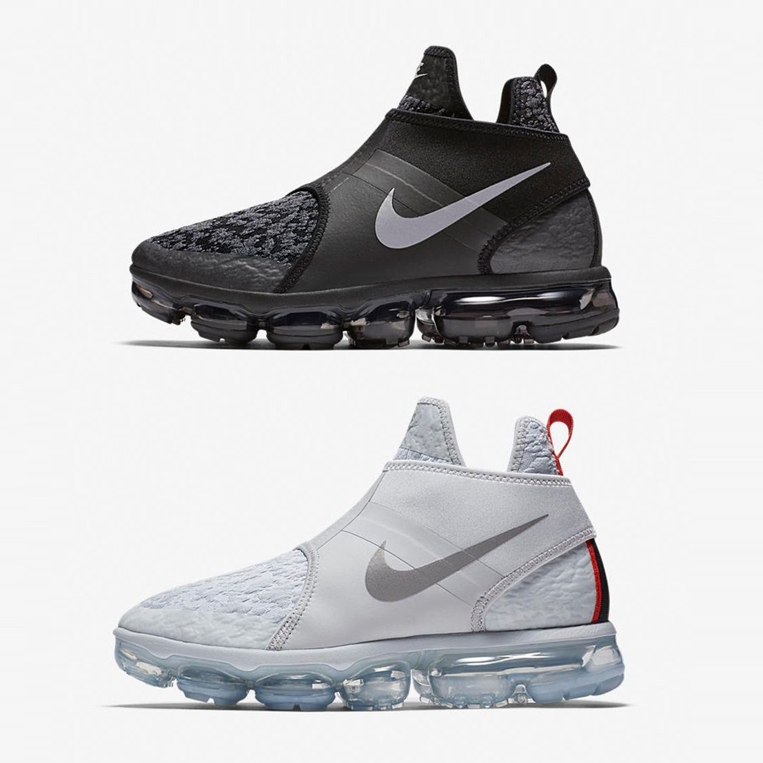 acebc9bb338 Just 10 minutes until  Nike s  span class  p-1 badge-. Just 10 minutes  until  Nike s Air Vapormax Chukka Slip sneakers are dropping!