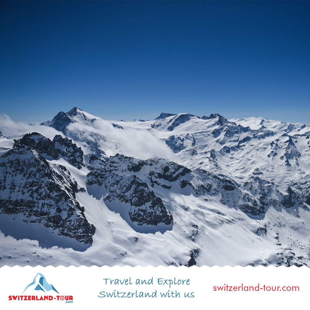 Switzerlandtourcom On Twitter Only From Mount Titlis Unfolds - How high above sea level am i