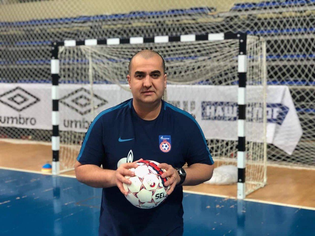 32b810337e Guaíba é o novo preparador de goleiros da ACBF. O profissional retorna à Carlos  Barbosa após trabalhar por três anos e meio no futsal russo.
