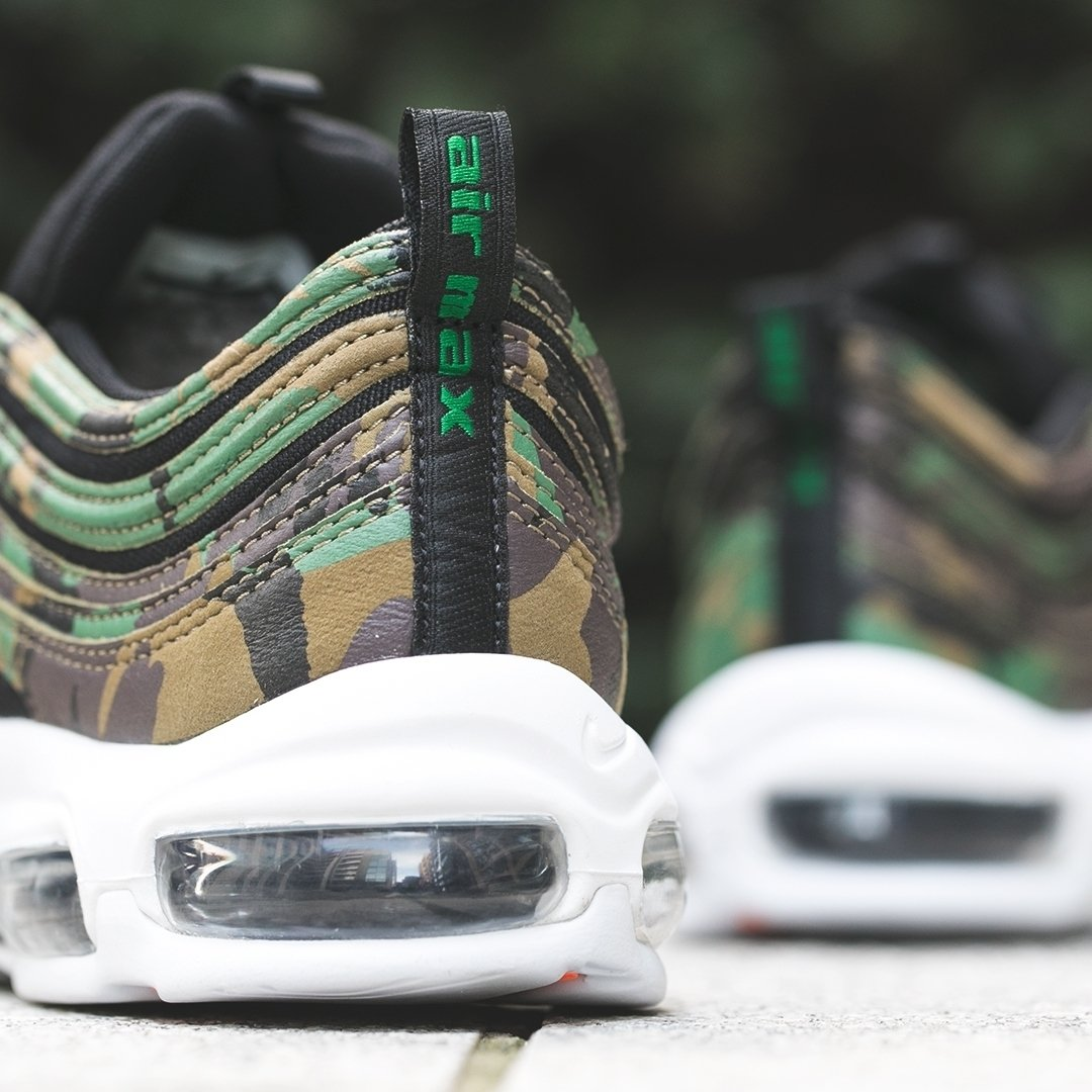 7bcf6a36276 Nike Airmax 97  Country Camo  UK. Available online on Thursday 28th  December. Sizes range from UK6 – UK12