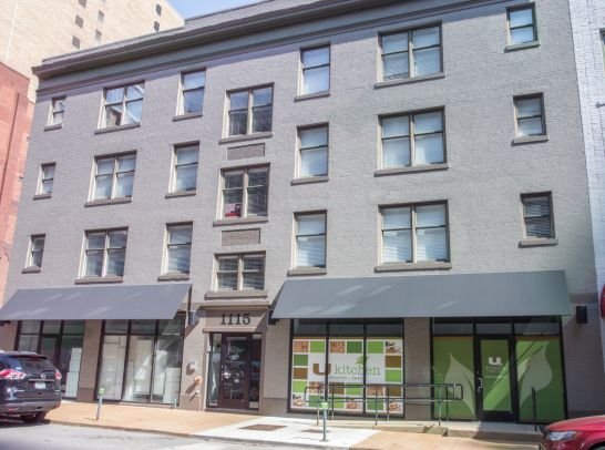 Redbrickstl St Louis Apartments Downtown Old North 2 Bedrooms 1115 Pine Street Available 712017 Stl Apartment Twitter