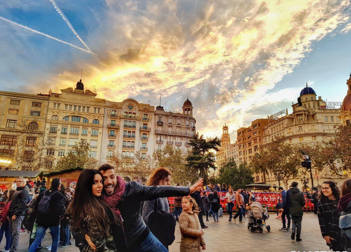 Magnifique journée en amoureux a Valenci...