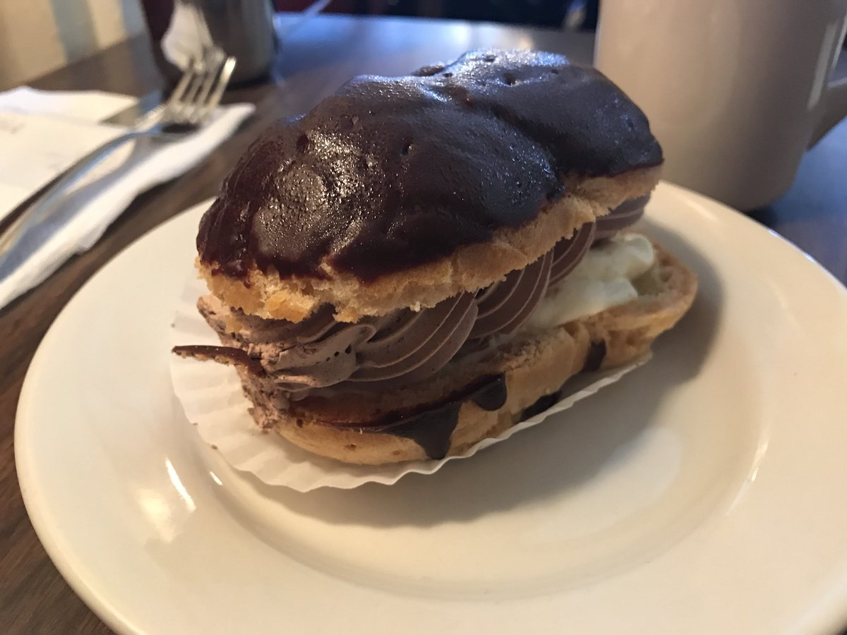 The Hungarian Pastry Shop (Amsterdam Ave...
