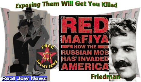 Image result for Russian Jewish Mafia