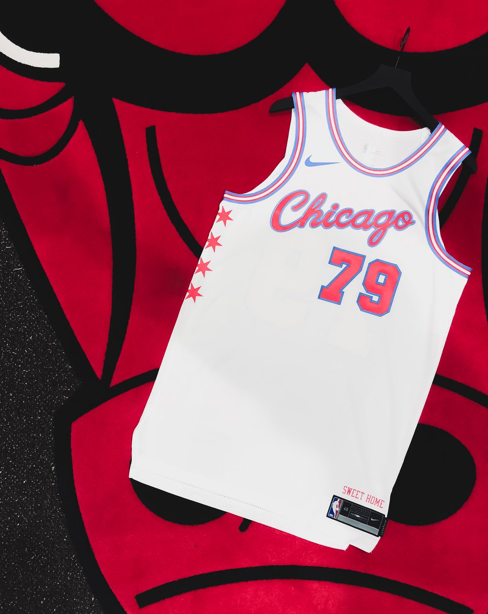 100% authentic 8f93d aa8f0 Chicago Bulls on Twitter: