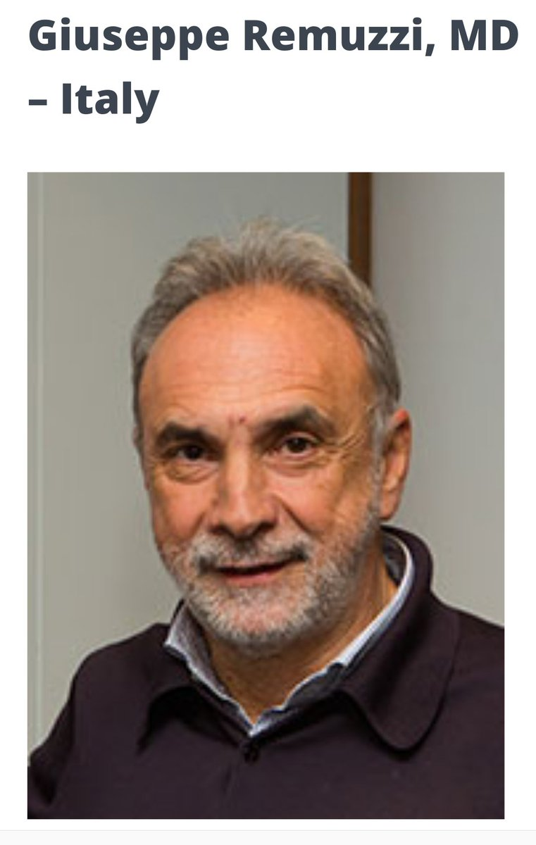 Giuseppe Remuzzi on #ADPKD