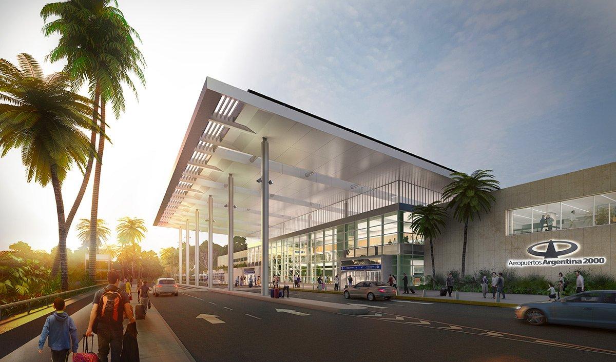 Resultado de imagen para aeropuerto Iguazú aa2000