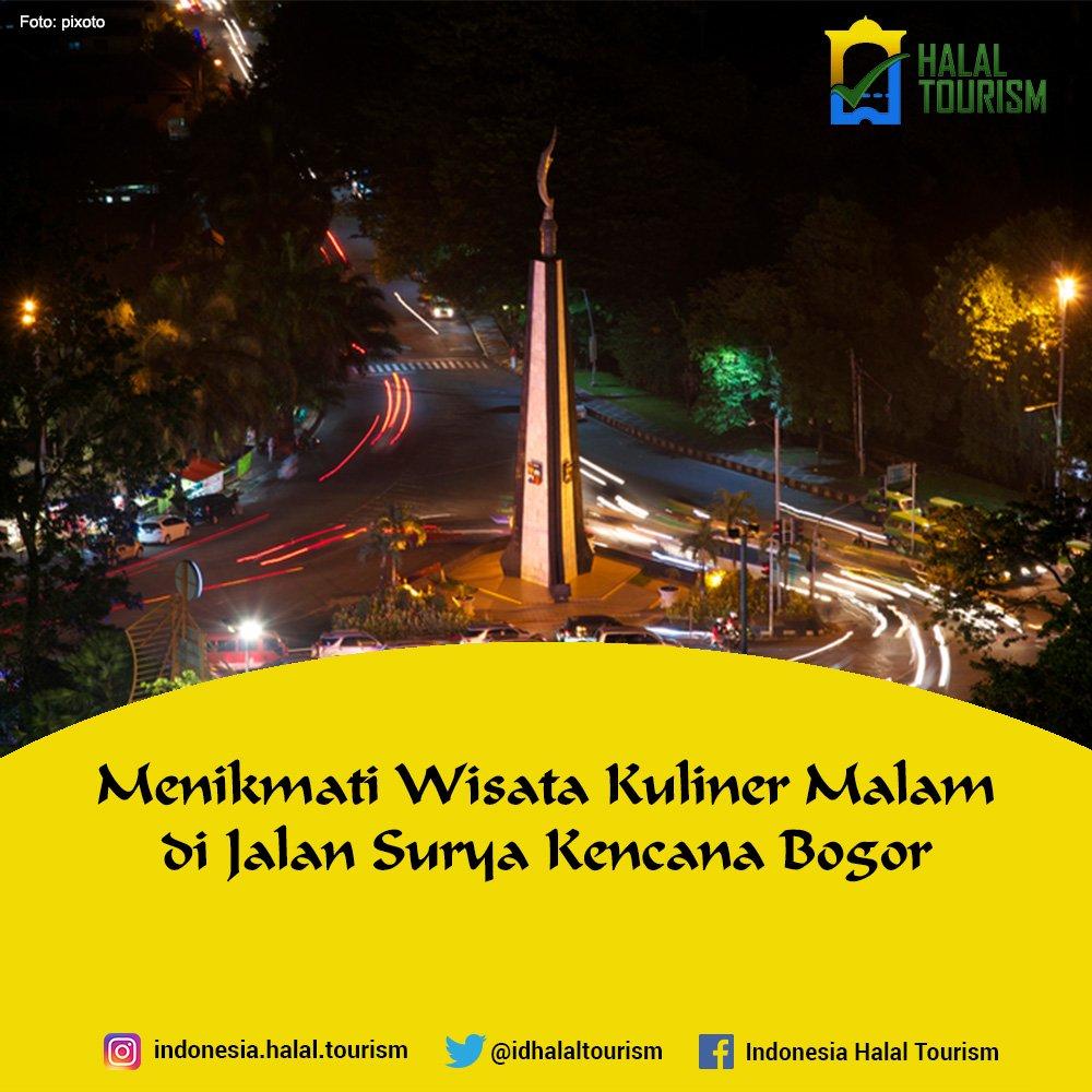 Indonesia Halal Tourism On Twitter Menikmati Wisata