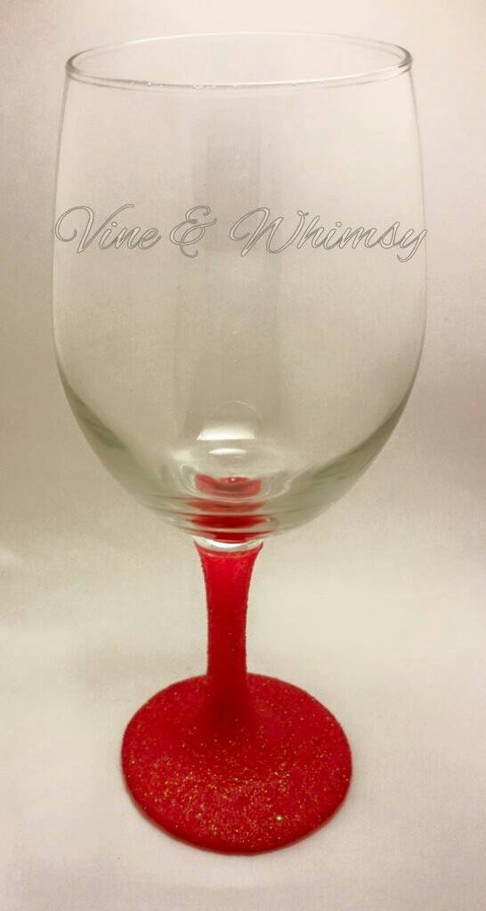 Decals Hashtag On Twitter - Wine glass custom vinyl stickers