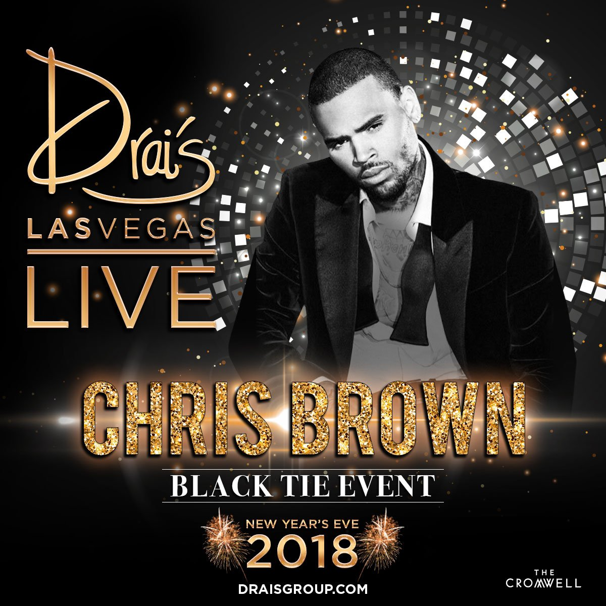 NEW YEARS EVE! @DraisLV #DraisLive https://t.co/At7T6ZSbnV https://t.co/R70gx4ZMwd