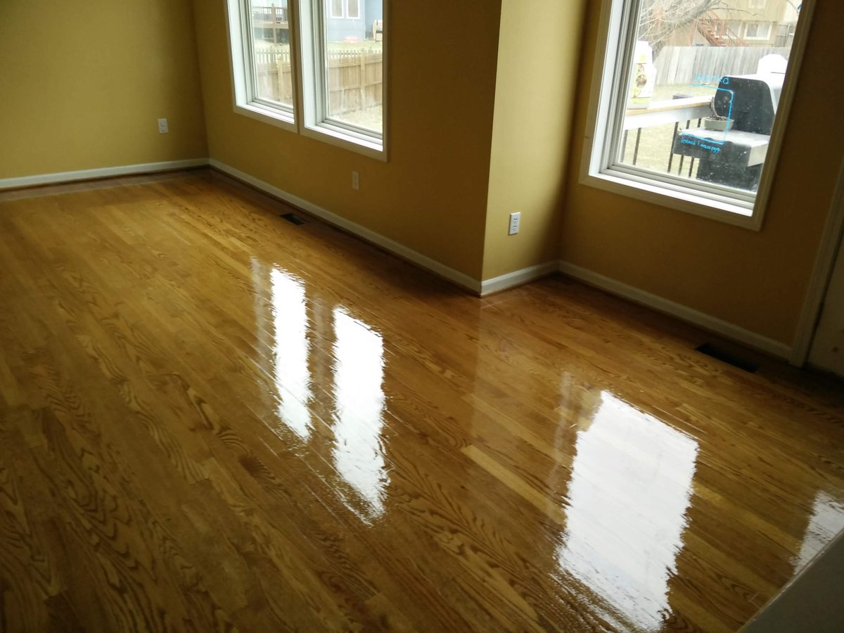 We Used Glitsa Bacca Hardener Goldseal And Duraseal Quick Coat Early American Hy To Help Out A Customer Get Some Experience With These Products
