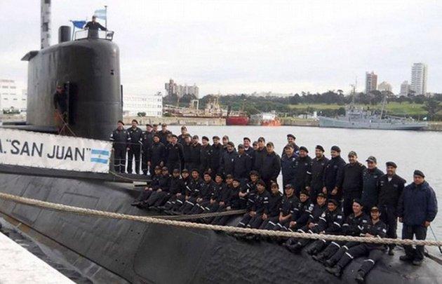 ARA San Juan | EE.UU. retira su buque de la búsqueda del submarino