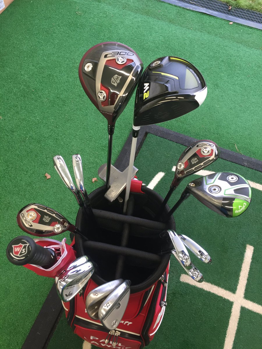 new wilson golf clubs 2018