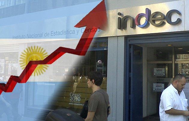 Indec | La actividad económica creció 5,2% en octubre