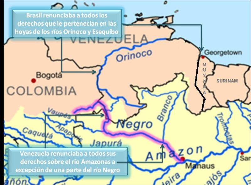 Mi mapa de venezuela incluye nuestro esequibo ong on twitter si hoy da no lo hace pues vzla no debe reconocer su frontera en las cuencas del ro amazonas y del ro negropicitterinmr9sjvcm thecheapjerseys Choice Image