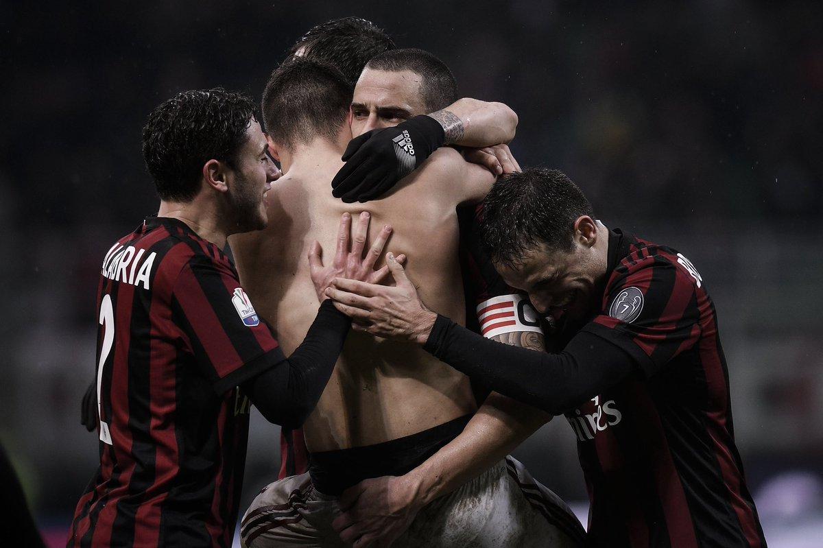 Milan 1-0 Inter Highlights
