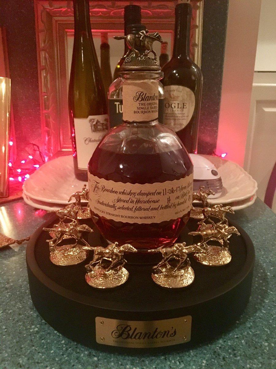 @BlantonsBourbon - Christmas present fro...