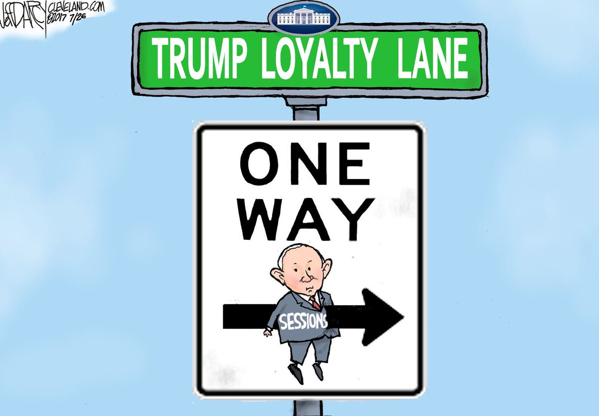 Image result for one way loyalty trump