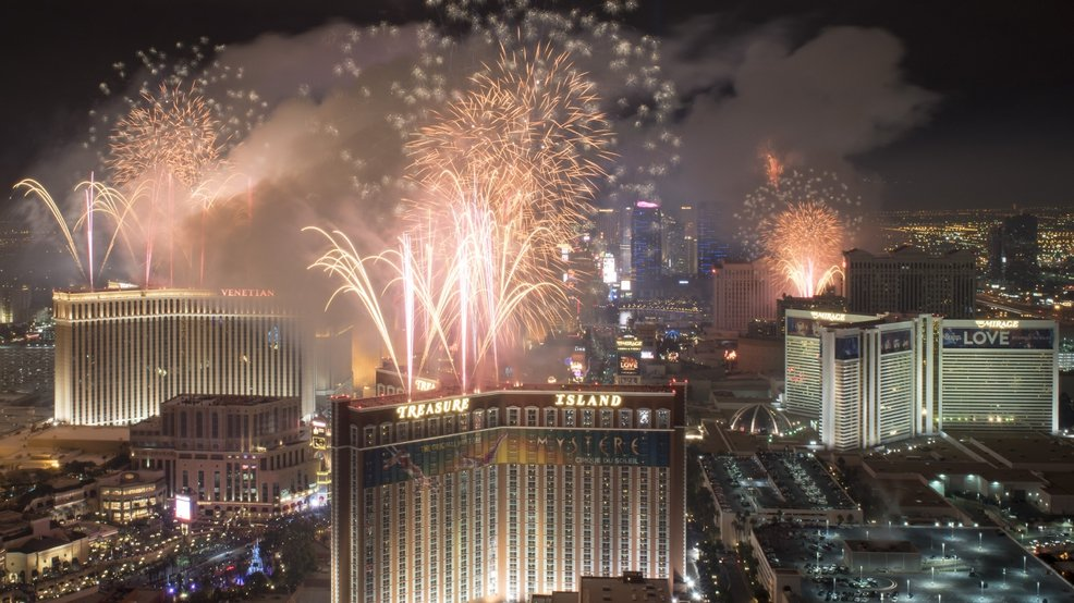 DHS: Las Vegas Strip has highest NYE terror threat level in nation https://t.co/boLgUr5E8A