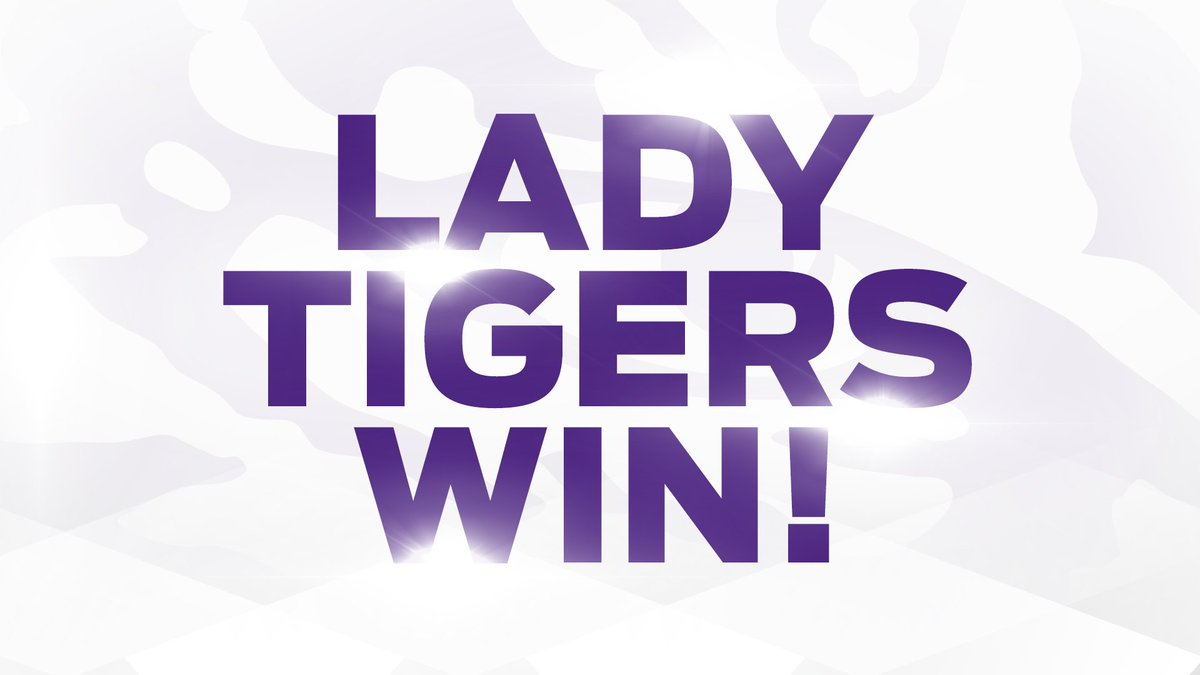 LSU Womens Basketball On Twitter Final From The PMAC 71 Sam Houston State 58 Lady Tigers Improve To 8 3 Season