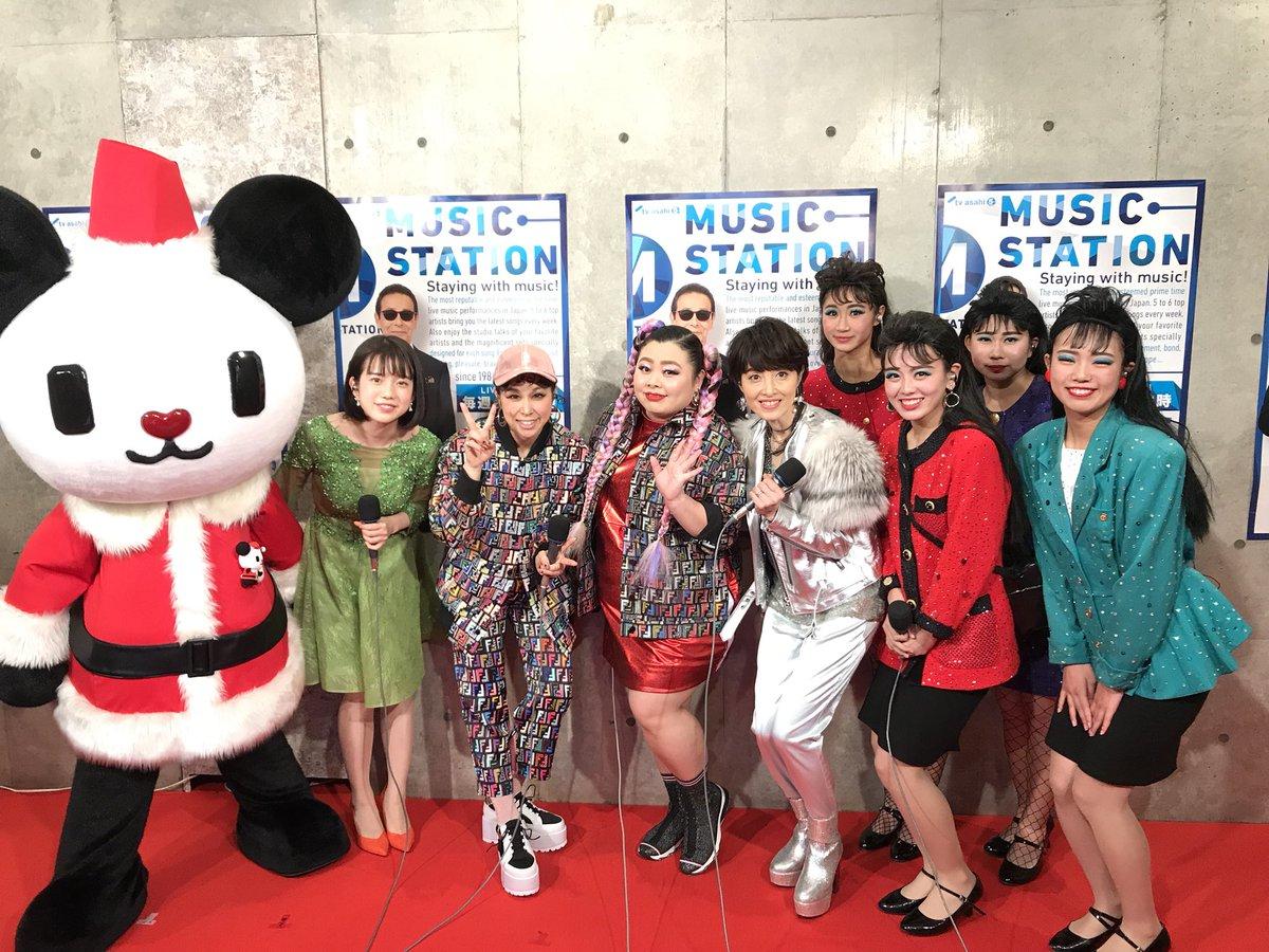 Thank u👏 @watanabe_naomi @BTS_twt @bts_bighit #登美丘高校ダンス部 @Mst_com #musicstation
