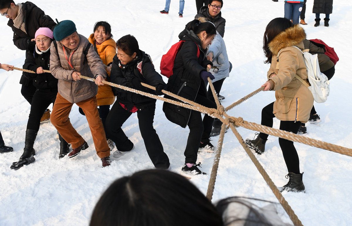 Xinhua sports on twitter a new season of winter sports for the a new season of winter sports for the public kicks off at a park in beijing as more and more people like to take outdoor activities in greeting kristyandbryce Image collections