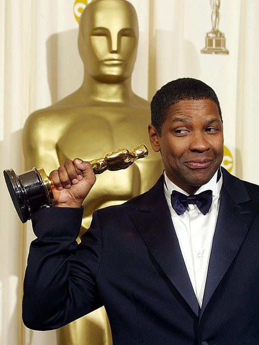Happy Birthday to Denzel Washington, who turns 63 today!