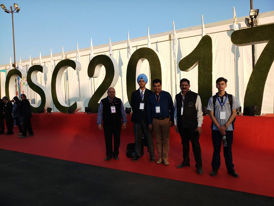 900 young scientists from 30 states participating in 25th National Children Science Congress at Gujarat Science City