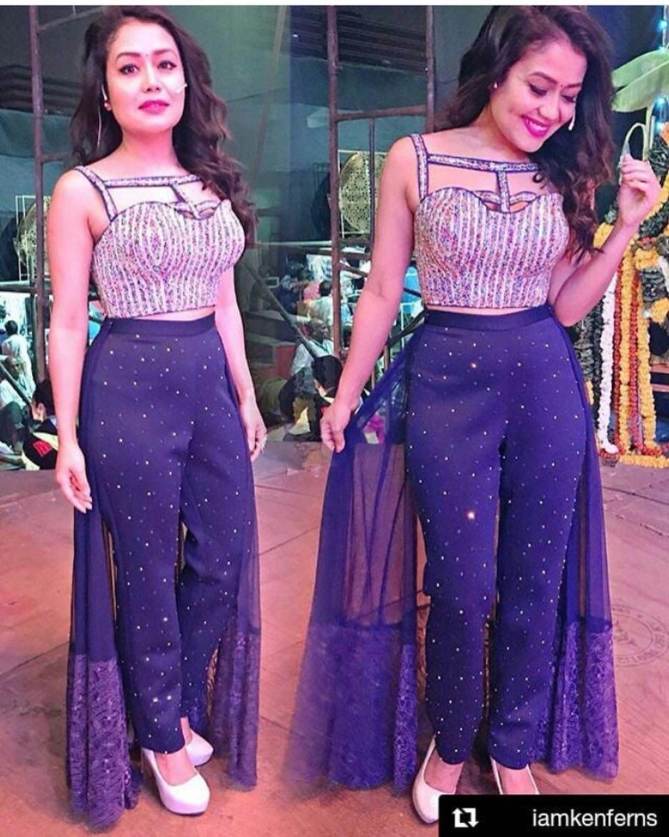 Crush Neha Kakkar Crushnehakakkar Twitter