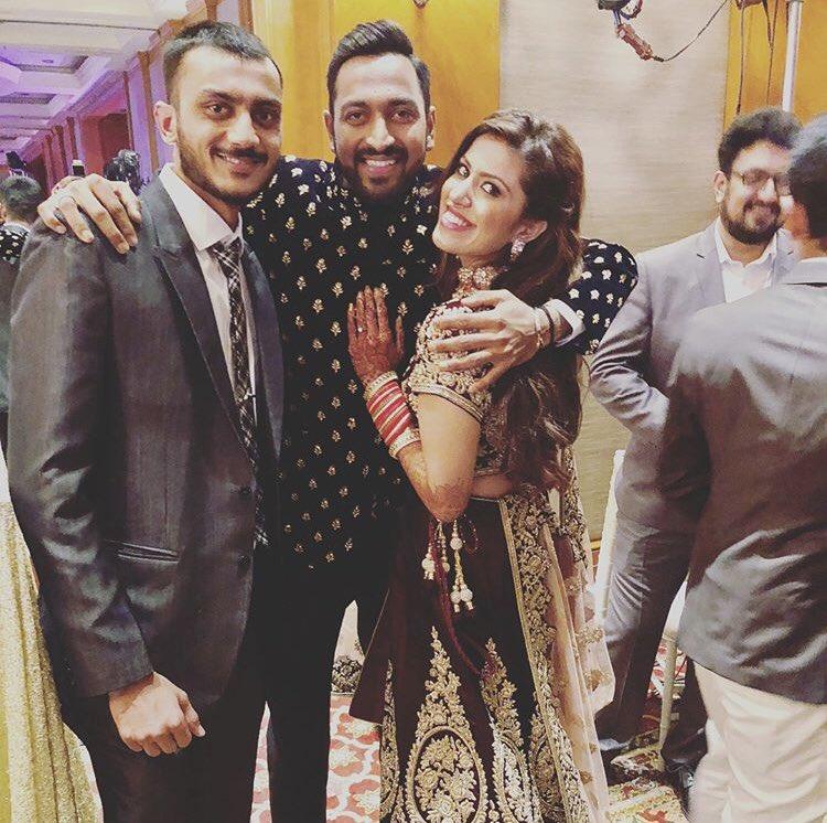 In Pics: Krunal Pandya's Star-Studded Wedding Ceremony In Mumbai