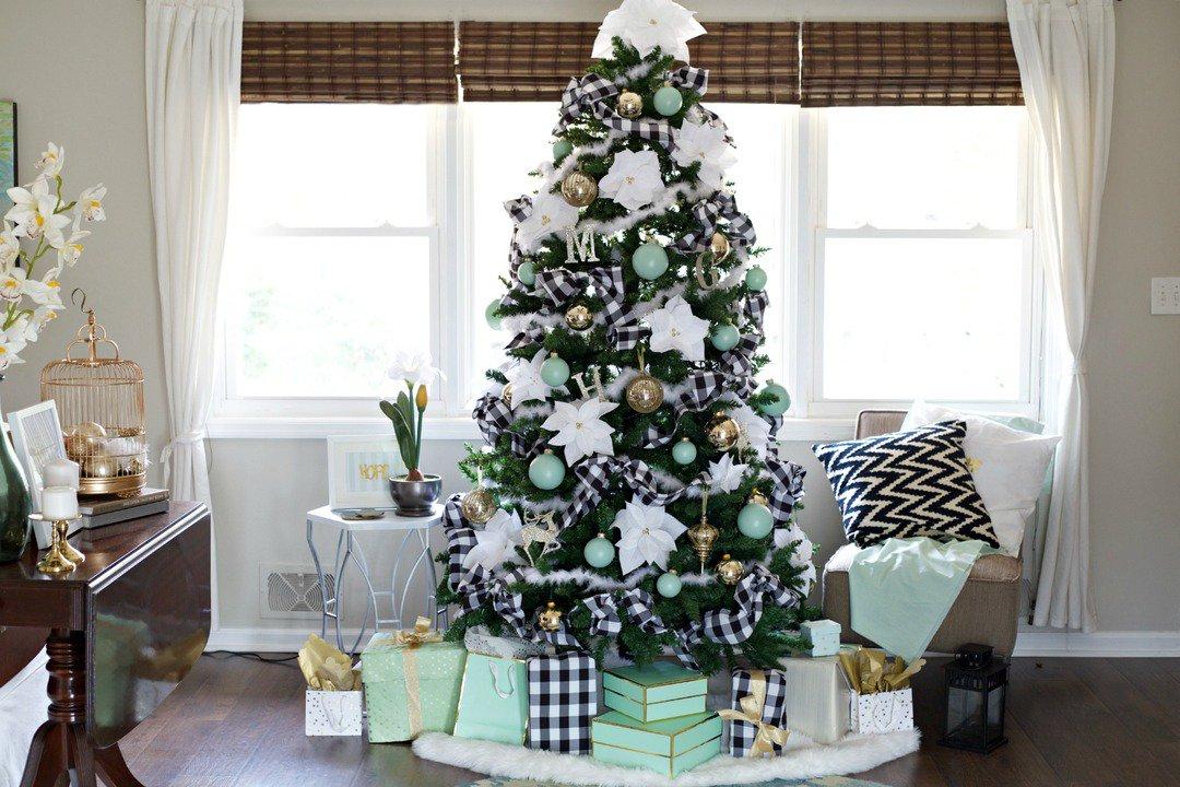 christmas tree decorating ideas - HD2000×1334