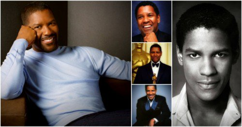 Happy Birthday to Denzel Washington (born December 28, 1954)