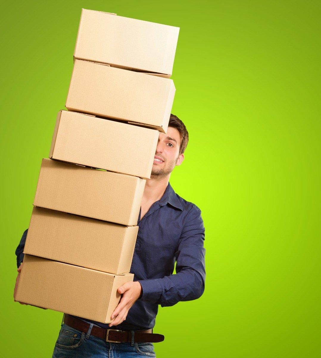 Для стерв, картинка с коробками заказов