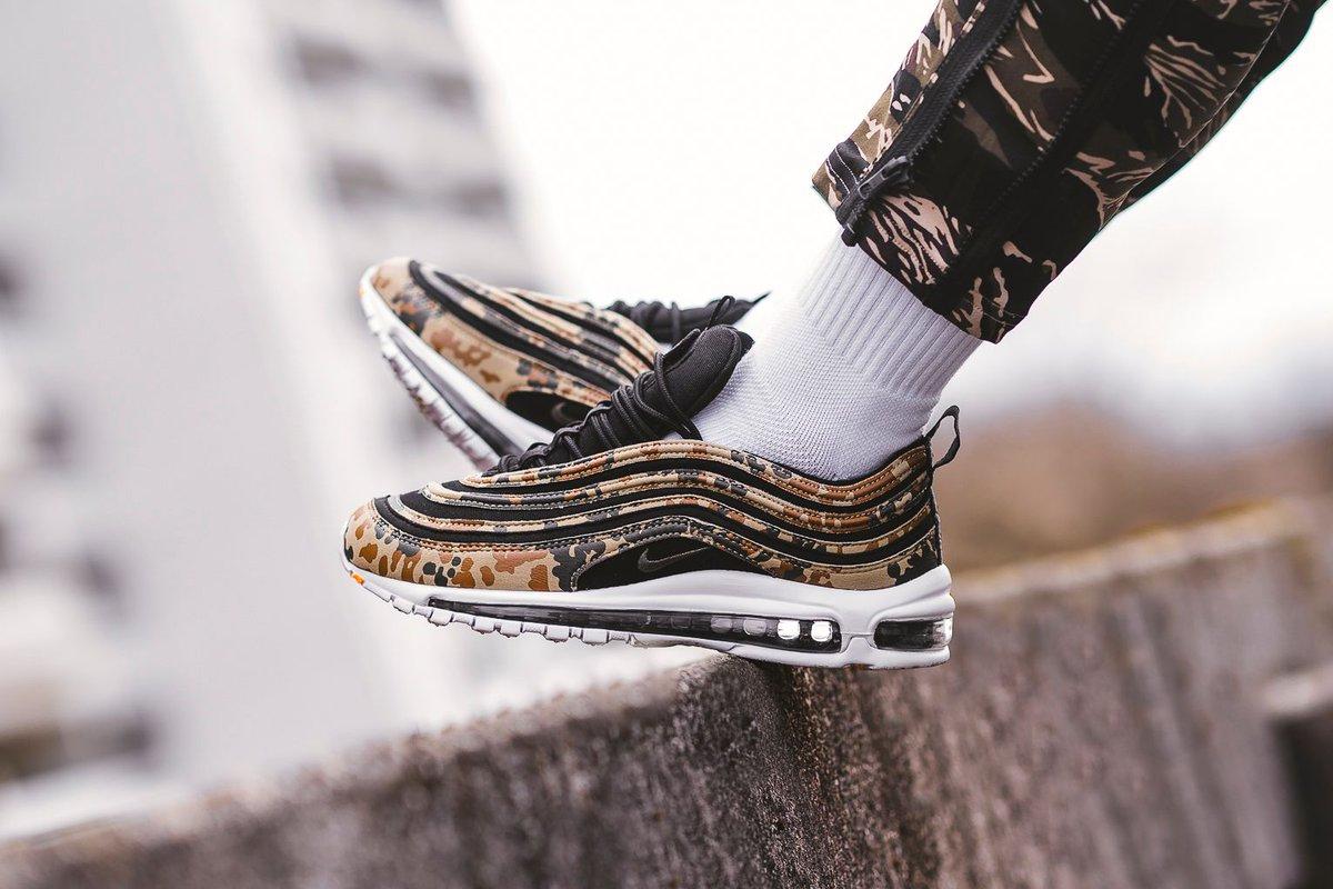 sale retailer c89f6 0e4aa Nike Air Max 97  Country Camo - Germany  (1) Nike    http   bit.ly 2lk6J8D  SNS    http   bit.ly 2zF8kv5 Tint    http   bit.ly 2CfLlcQ TGWO    ...