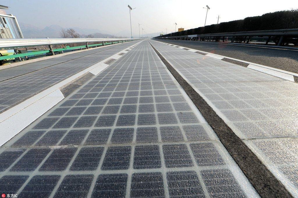 PRVI KILOMETAR PUŠTEN U PROMET: U Kini otvorena dionica 'providnog' autoputa s ugrađenim solarnim panelima