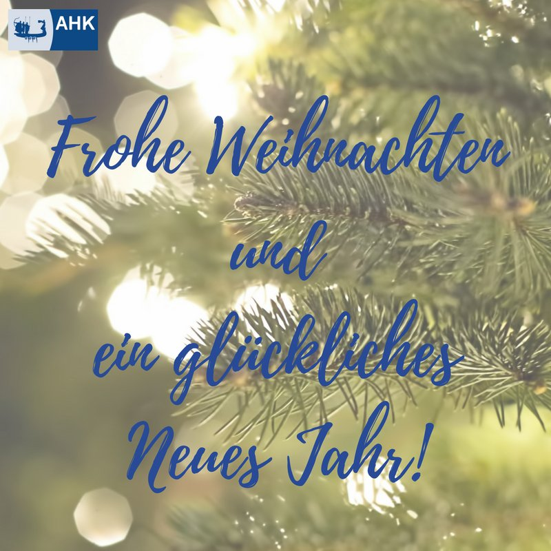 Frohe Weihnachten Ukrainisch.Ahk Ukraine On Twitter Ahk Ukraine Wunscht Frohe