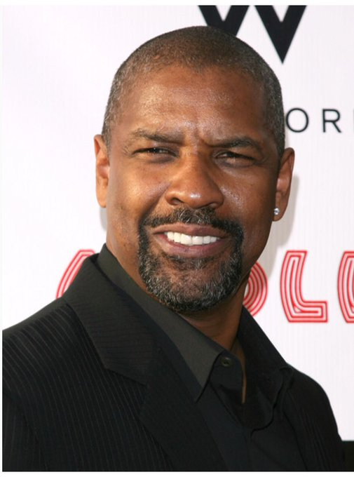 Happy Birthday to my MCED Denzel Washington!