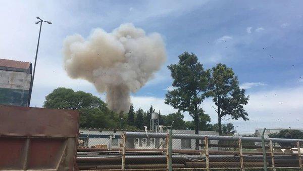 Santa Fe | Un muerto tras la explosión de una cerealera en Puerto General San Martín