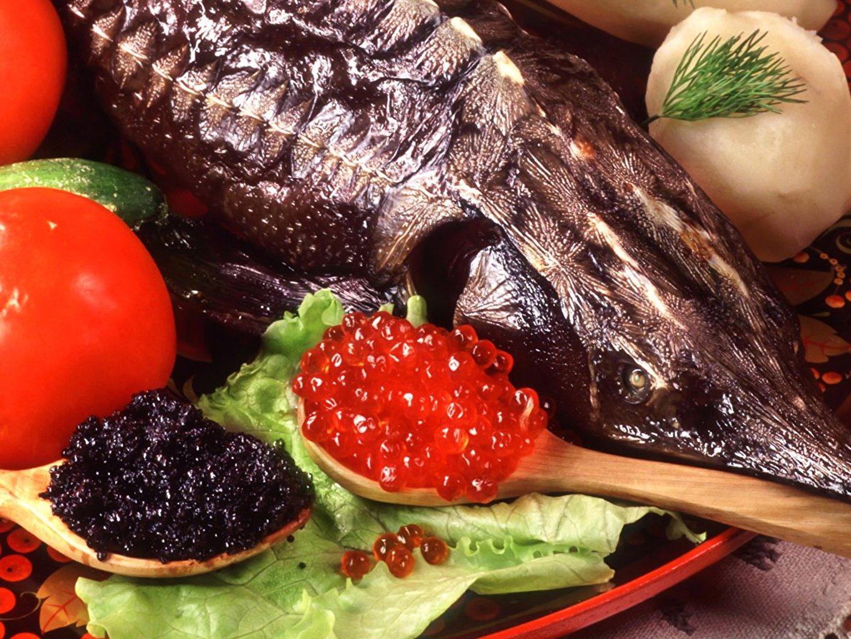 Надписями, картинки рыбные деликатесы