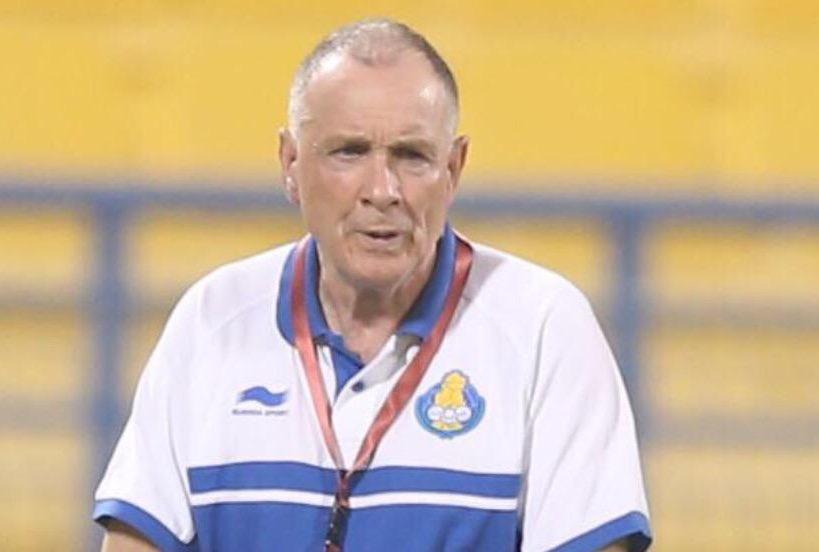 Jean Fernandez, ancien coach de l'OM