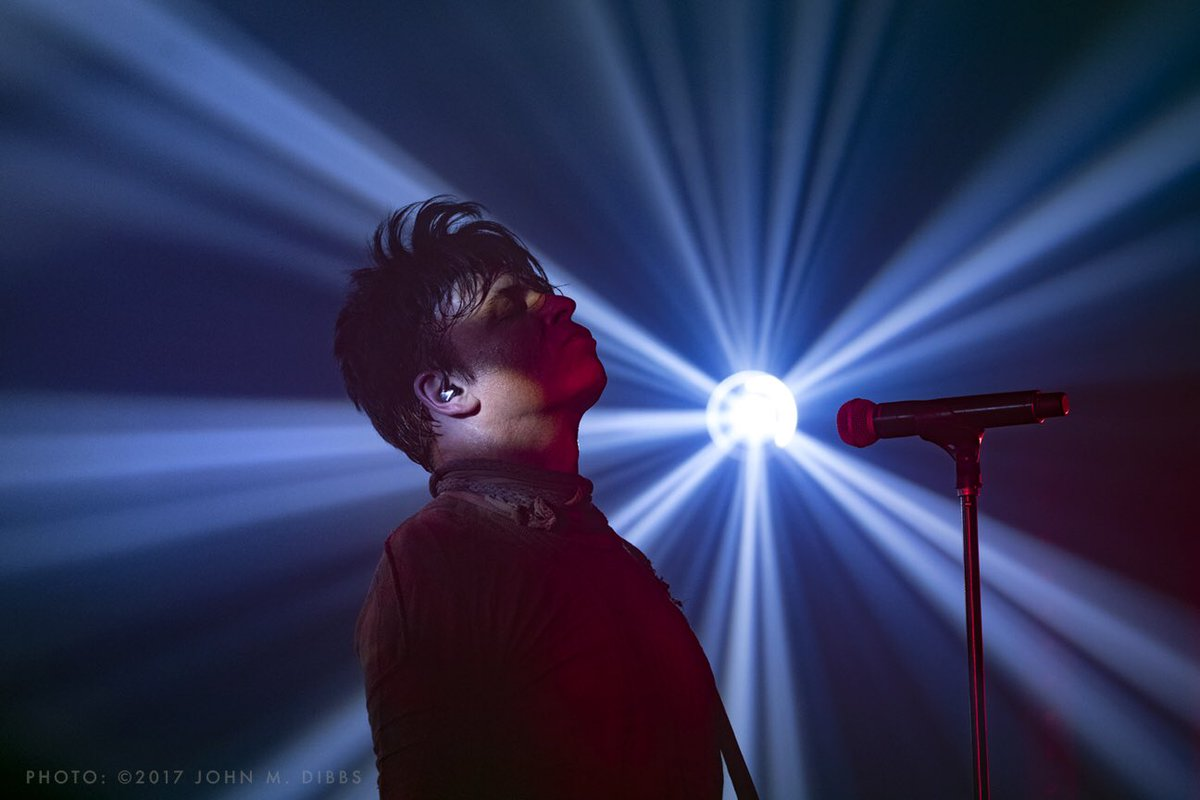 Gary numan on twitter my oslo show on march 4th has sold out ill ill be adding meet and greets to the store soon for all four scandinavian shows plus the netherlands and belgium shows pic john dibbspicitter m4hsunfo