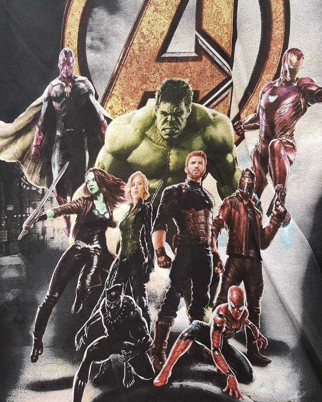 Guerra Infinita | Guardiões da Galáxia encontram Thor em nova imagem — Vingadores