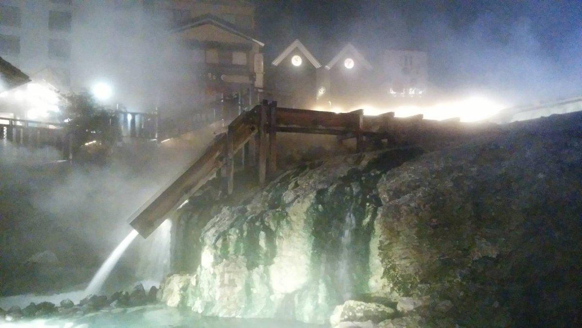 @DF_ShinO 温泉って、癒されますよね。身も心もホカホカになって。 宿の卓球も結構、好きなんです。 #dfes
