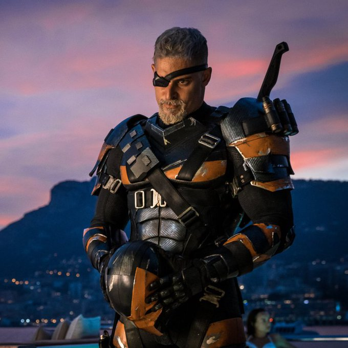 From Flash Thompson to Deathstroke and plenty in between - a happy 41st birthday to Joe Manganiello.