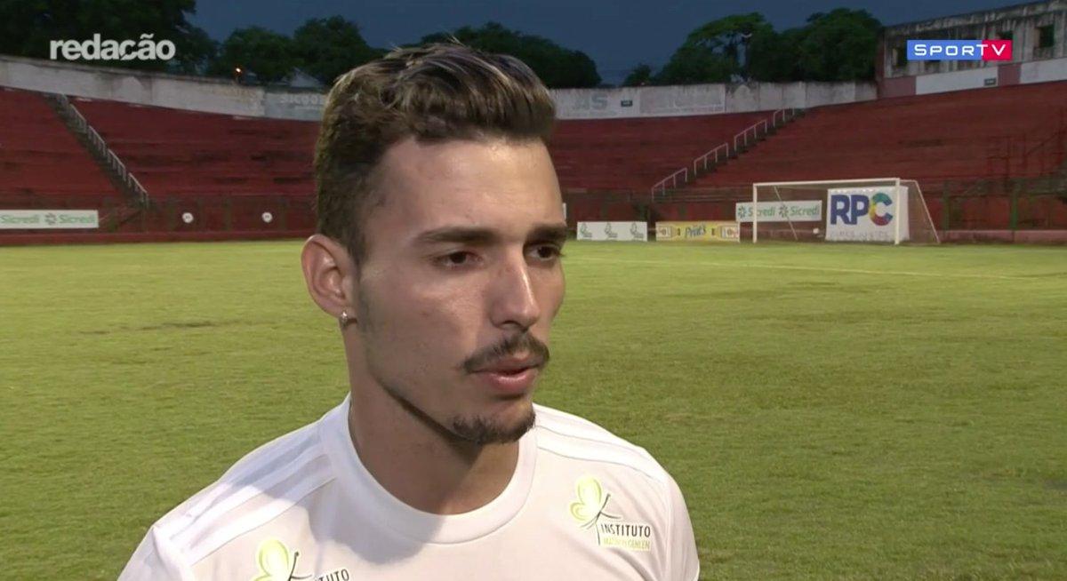 Zeca: 'To apalavrado com o Flamengo, falta viajar para assinar e fazer exames.'  #RedacaoSporTV