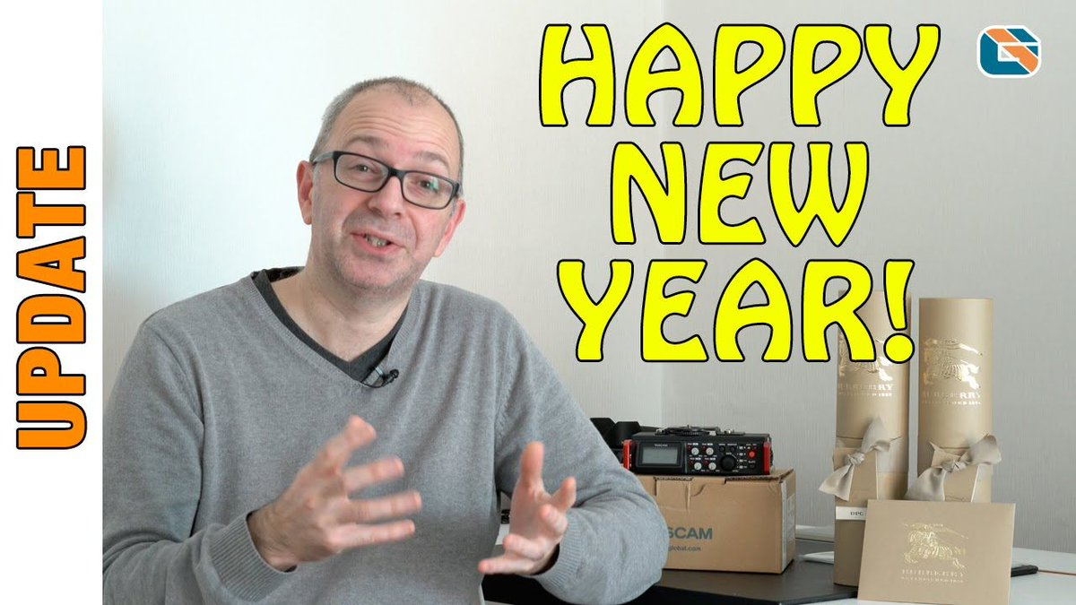 #MemoryLane Happy New Year 2016 - Your Geek Message #NY2016 #NewYear2016 https://www.youtube.com/watch?v=Fq3QmZ4Bdc4…pic.twitter.com/3xR2vvOddV  by Dave Cryer