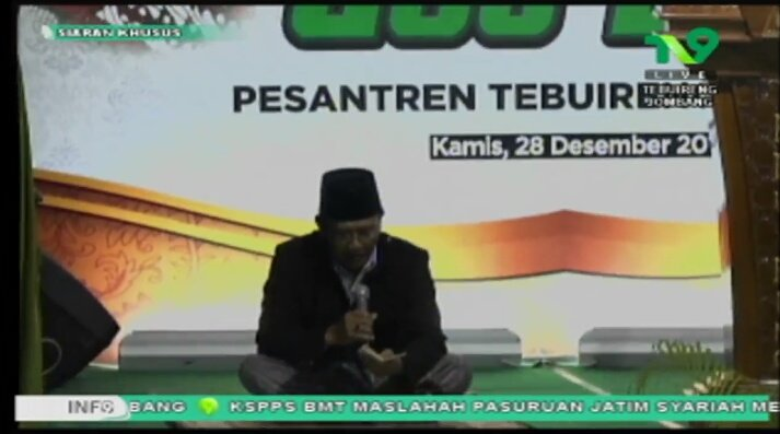 Tv9 Nusantara V Twitter Sedang Berlangsung Haulgusdur Di Makam Masayikh Tebuireng Jombang Jatim Monggo Ikuti Sewindugusdur Live Tv9nusantara Nu Tizen Web Https T Co Fl4gax9drb Fanpage Https T Co I5poobmaon Cc Yennywahid Anitawahid