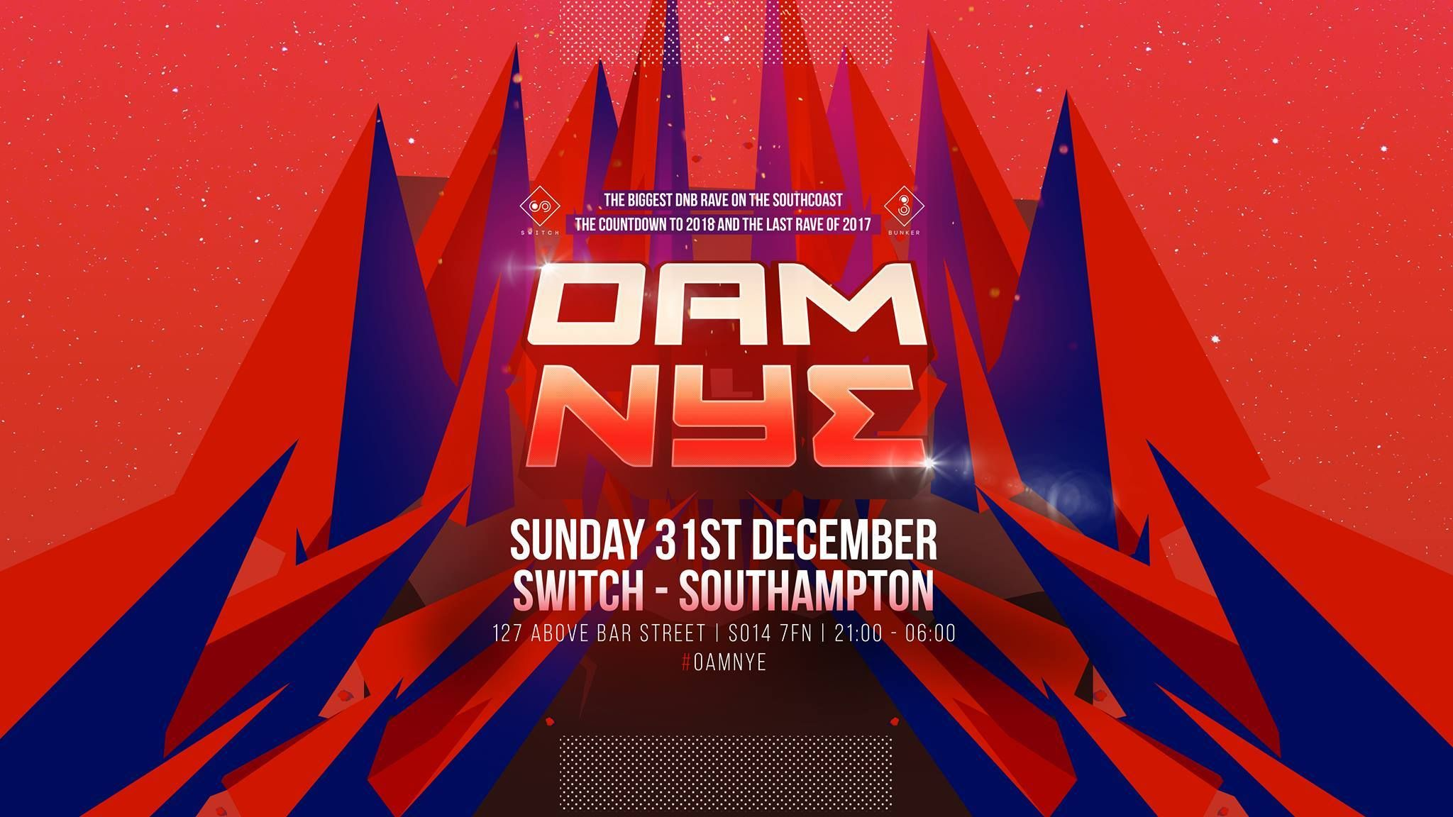 .@Switchsoton is the venue for one last rave this year. Who's in? Final few tix remaining https://t.co/W8dsmSF5ki https://t.co/BpYCcrfuTD